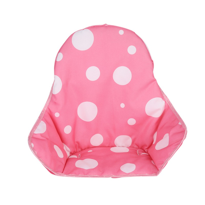 Kids High Chair Cushion Cover Booster Mats Pads Feeding Chair Cushion Stroller Seat Cushion
