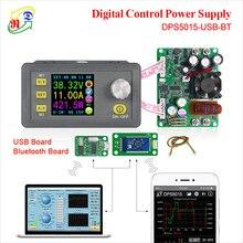 Rd dps5015 comunicação tensão constante atual dc step down módulo de alimentação buck conversor de voltagem lcd voltímetro 50v 15a