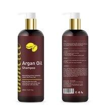 Organics-Shampoo Natural-Hair Moroccan Argan Hair-Care-Products for 450ml