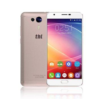 THL-knight1 Smart Phone 3GB RAM +32GB ROM 5.5inch HD Screen Octa-core 1.5 GHz Fingerprint Dual Camera Cell Phone EU Plug thl w5 screen 100 page 3
