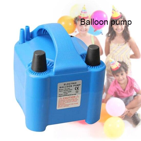 Chaud 680W Portable haute puissance buse Air souffleur électrique ballon gonfleur pompe XJS789