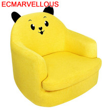 Lazy Boy Divano Child Seat Cameretta Bambini Silla Kids Cute Chair Canape Children Baby Chambre Enfant Infantil Children's Sofa(China)