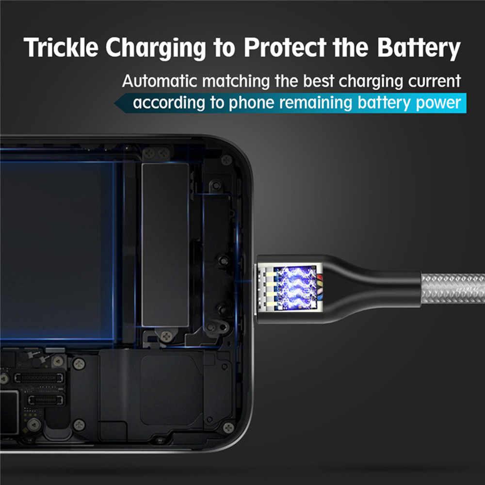 USB tipi C kablo Samsung S9/ Galaxy note9 USB C cep telefonu kablosu hızlı şarj tipi C kablosu huawei için USB C tipi cihazlar