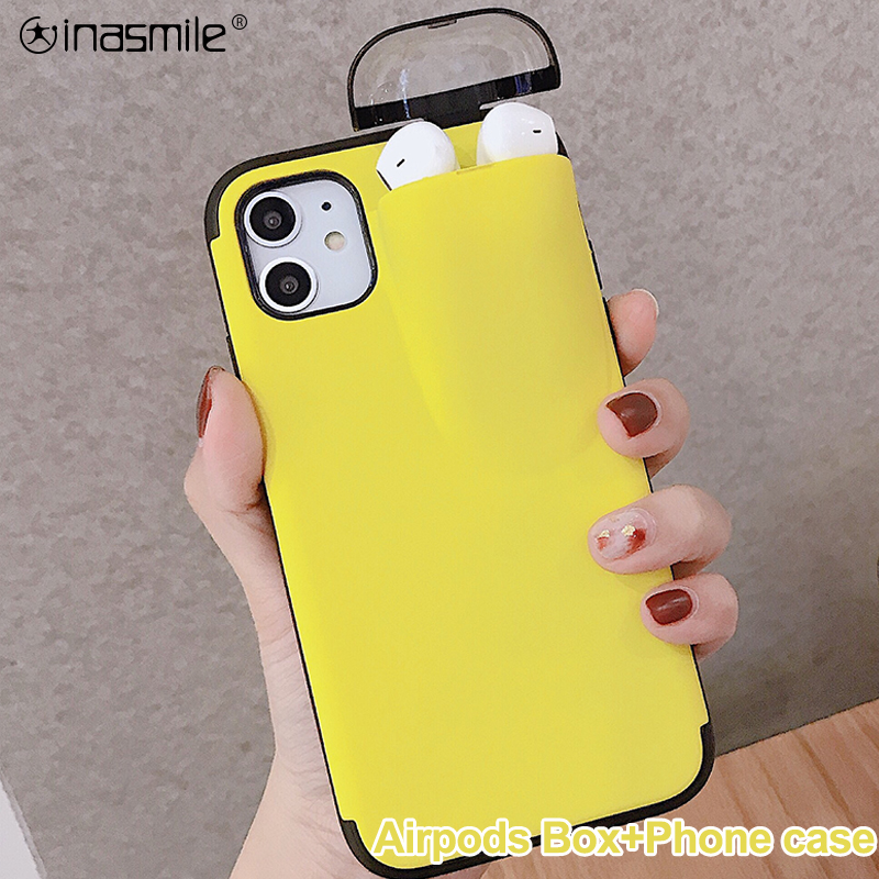 Fabulous Case For Airpods Phone Case For Apple Air Pods 2 Back