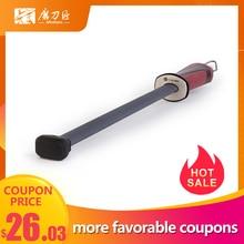 V-SAN Deluxe Kitchen Knife Sharpener TV1703 Professional Ceramic Sharpening Rod Machine TAIDEA