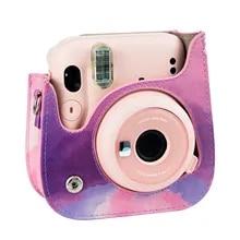 WERICO Viaggiare Conservazione Il Trasporto Scatola Borsa per Fujifilm Instax Mini LiPlay Elegant Black Fotocamera Ibrida Istantanea