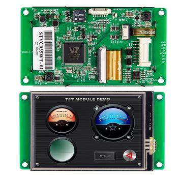 цена на 3.5 Inch Programmable Touch Screen Operator Panel with Serial Interface Support any Microcontroller