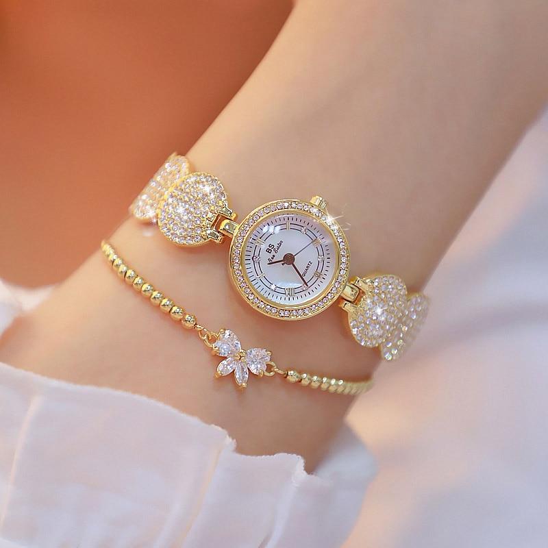 Dames Horloges Zegarki Damskie 2019 Hot Sale Women Watches High Quality Diamond Watch Top Luxury Brand Ladies Watch Reloj Mujer