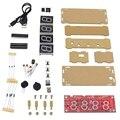 FFYY-Geekstyle 4-Digit Ds1302 светодиодный дисплей Diy Smart Precision Clock Kit с чехол для Arduino