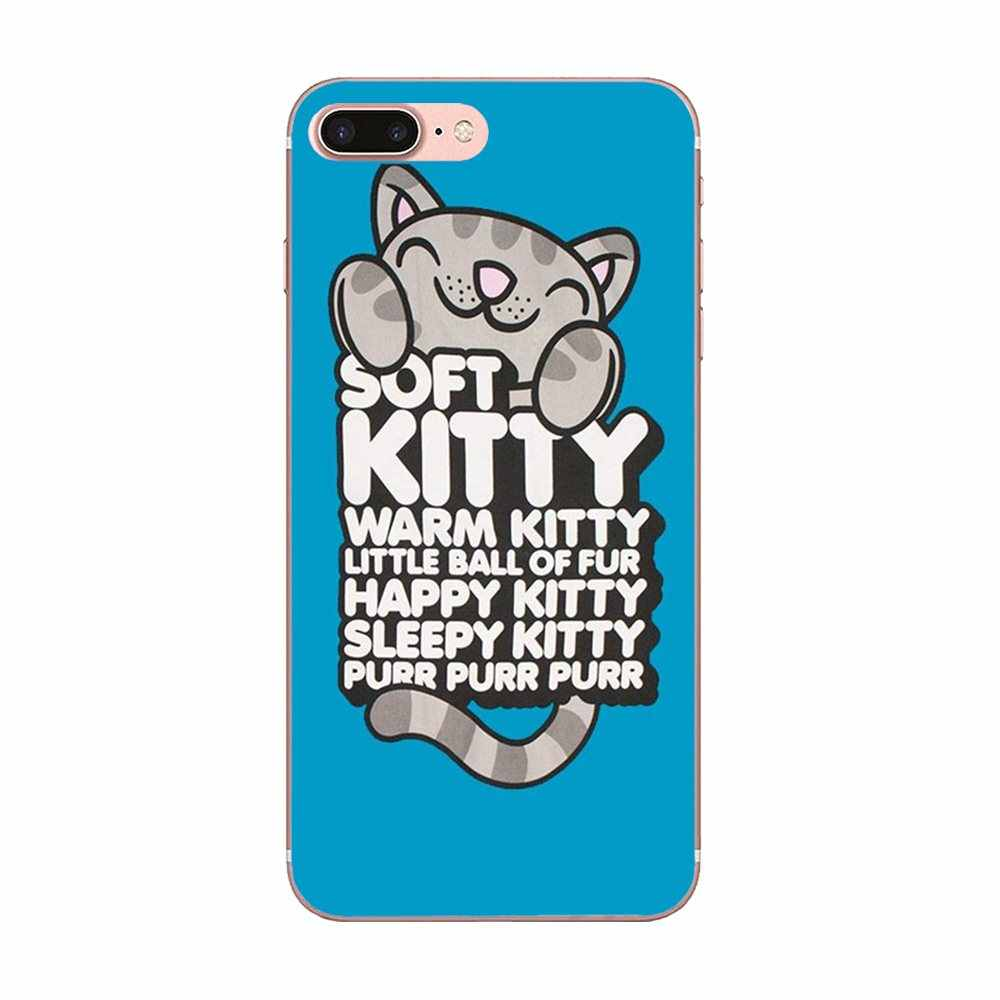 Chats doux Kitty chanson The Big Bang théorie pour Xiao mi mi 3 mi 4 mi 4C mi 4i mi 5 mi 5S 5X6X8 SE Pro Lite A1 Max mi x 2 Note 3 4