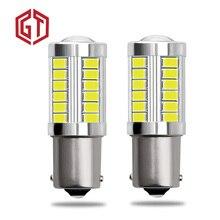 GUANGJI 2 шт 1156 7506 BA15S P21W 5630 5730 СВЕТОДИОДНЫЙ Автомобильный задний фонарь, тормозной светильник s 12 В, автомобильная лампа заднего хода, дневной ходовой сигнальный светильник Z3