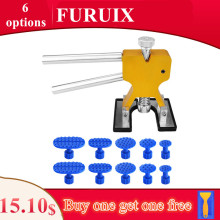 цена на Furuix PDR Tools Paintless Dent Repair Tools Dent Removal Dent Puller Tabs Dent Lifter Hand Tool Set PDR Toolkit Ferramentas