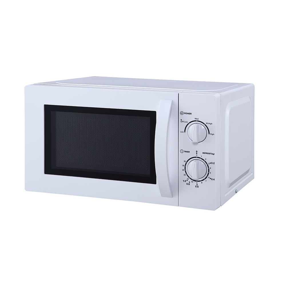 Microwave Oven With Grill Sauber Hms03Wg 20 Liter White