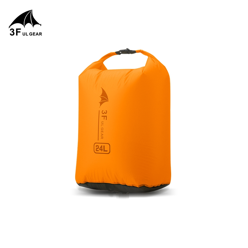 3F UL Gear Dry Bag Waterproof Lightweight Portable Compression Storage Bag For Outdoor Drifting Rafting 12L 24L 36L