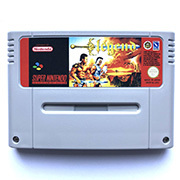 Legend for pal console 16bit  game cartidge EU Version