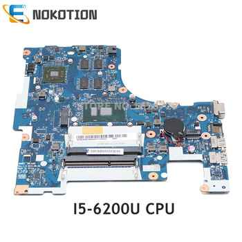 NOKOTION BMWD1 NM-A491 Main Board For Lenovo 300-17ISK Laptop Motherboard I5-6200U CPU R5 M330 GPU full test - DISCOUNT ITEM  12% OFF All Category