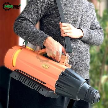 2L Electric Fogger Machine ULV Sprayer Cold Mist Machine Aerosol Generator 110V/220V Disinfection Machine for Car Indoor Outdoor