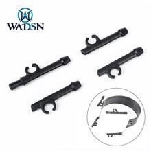 WADSN-auriculares tácticos militares Softair Comtac Series, accesorios de repuesto, soporte de sujeción, plástico, WZ013