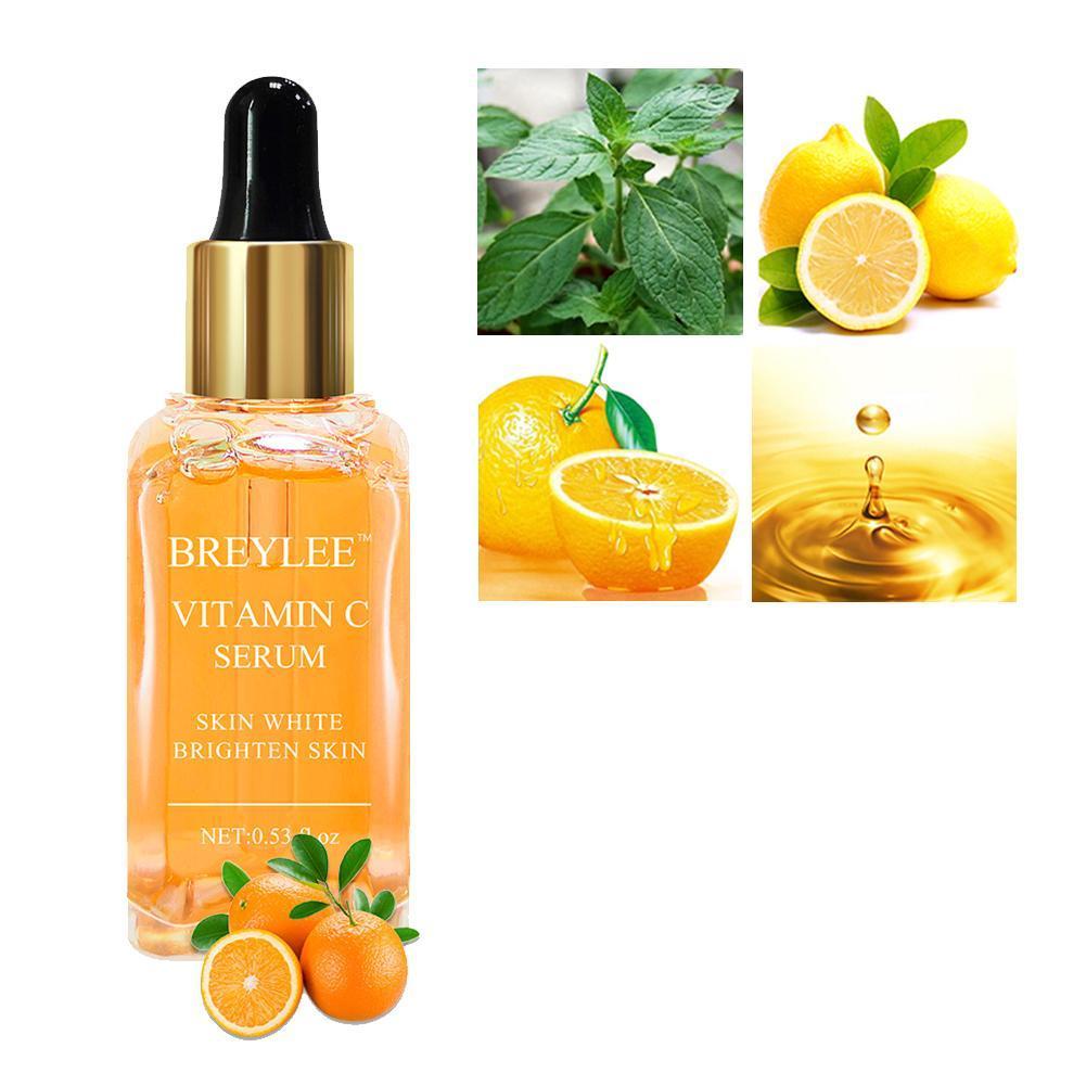 VitaminC Serum Anti Aging Face Hyaluronic Acid For Essence Whiten Skin Care Repair Essence Pure Vitamin C Hyaluronic Acid