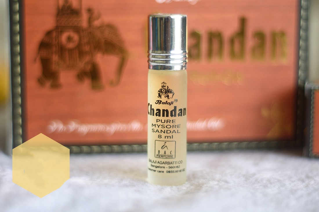 Contains essential oils and fragrances, Strong sandalwood 8ml perfume sandalwood fragrance without alcohol