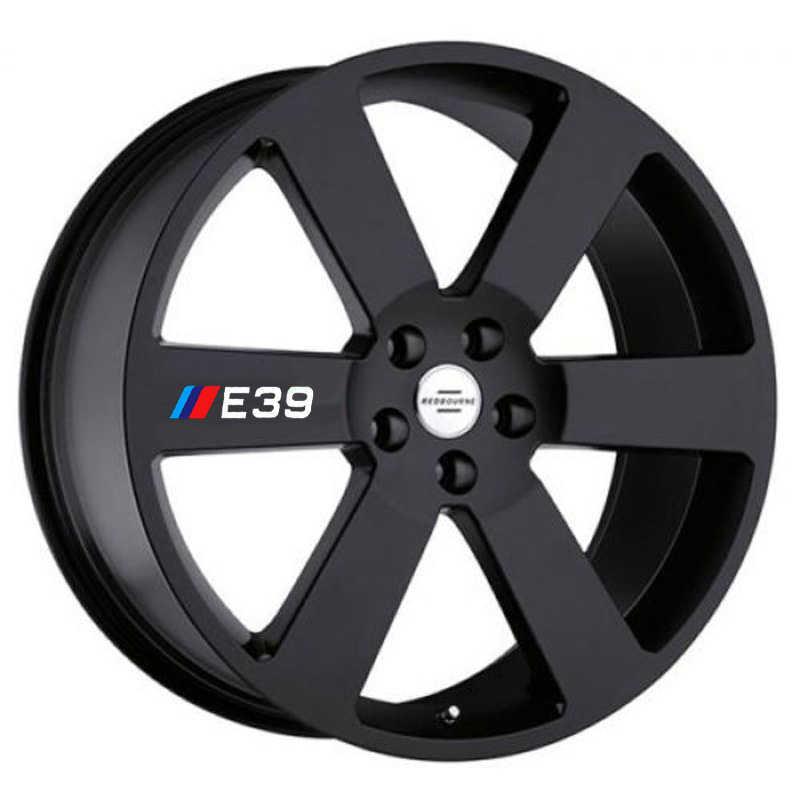 Aliauto 4 X opony samochodowe i obręcz naklejki naklejka akcesoria dla BMW 1 3 5 serii X1 X3 X5 X6 M3 M5 E30 E34 E36 E39 E46 E60 E90