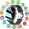 2021 New P8 Color Screen Smart Watch Women men Full Touch Fitness Tracker Blood Pressure Smart Clock Women Smartwatch for Xiaomi