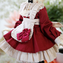 1/3 1/4 1/6 BJD Doll SD Clothes Fashion Dress For Girls Toy Accessories