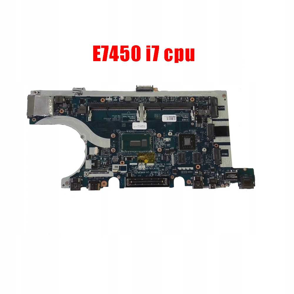 IN STOCK E7450 Main Board FOR DELL E7450 Motherboard ES LA-A963P i7 CPU N15S-<font><b>GT</b></font>-S-A2 <font><b>840M</b></font>/2G 100% Test Good Working image