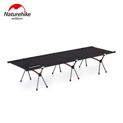 Naturehike Aluminum Camping Cot/ Folding Bed NH19JJ006 2019 new 2.3kg