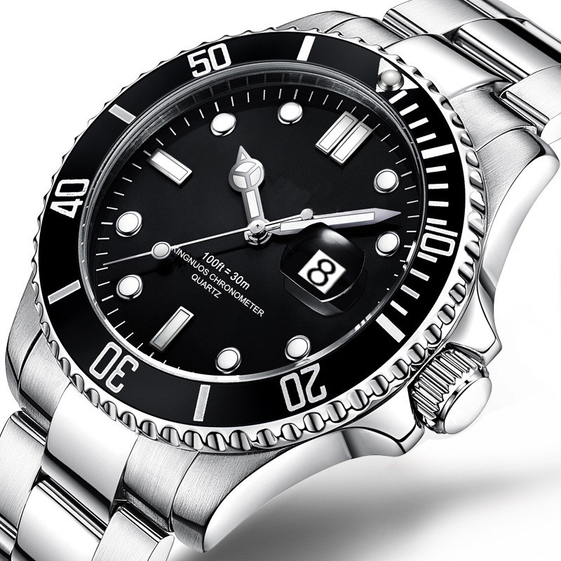 Lovers Watch Women Silver Bracelet Stainless Steel Wristwatch Fashion Dress Casual Small Watches Fine Watchband Men Quartz Clock(China)