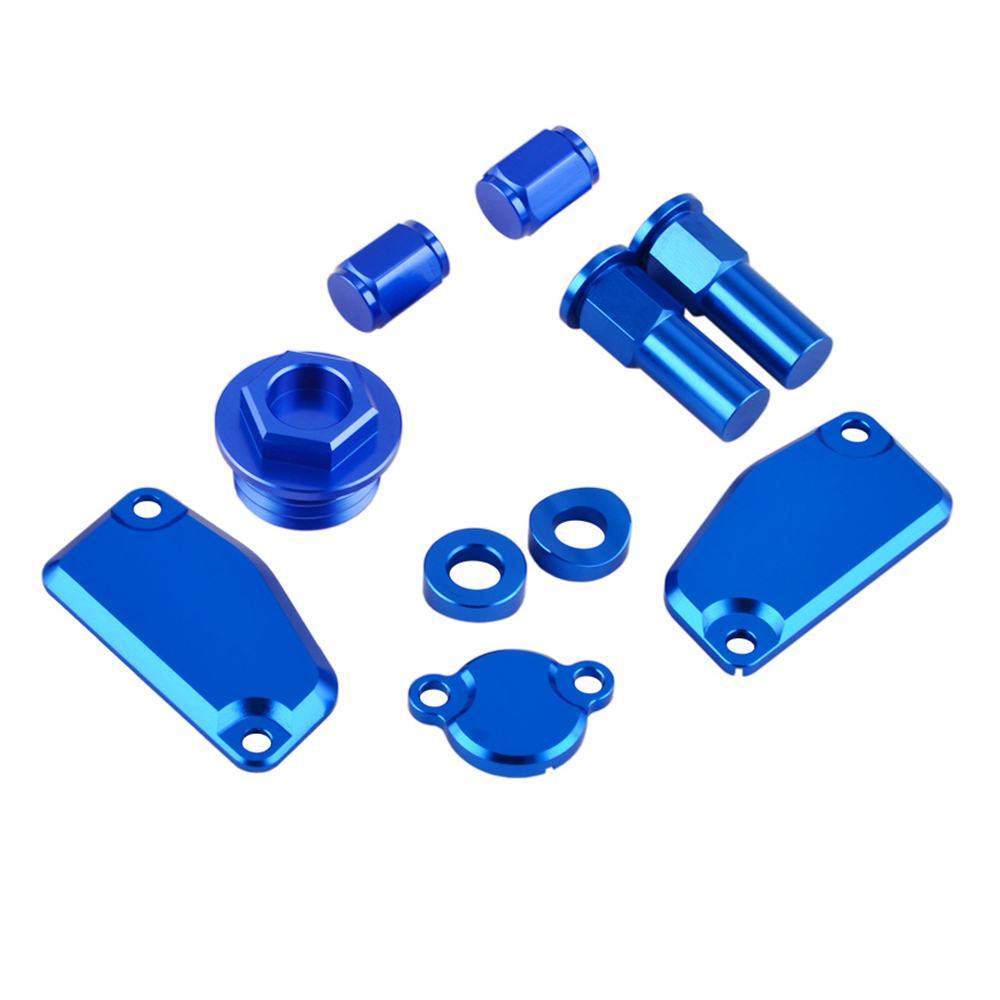 CNC Billet Alluminum Billet Kit For Husqvarna TC85 TC 85 TC-85 2015-2020 2019 2018 2017 2016 Motorcycle Accessories