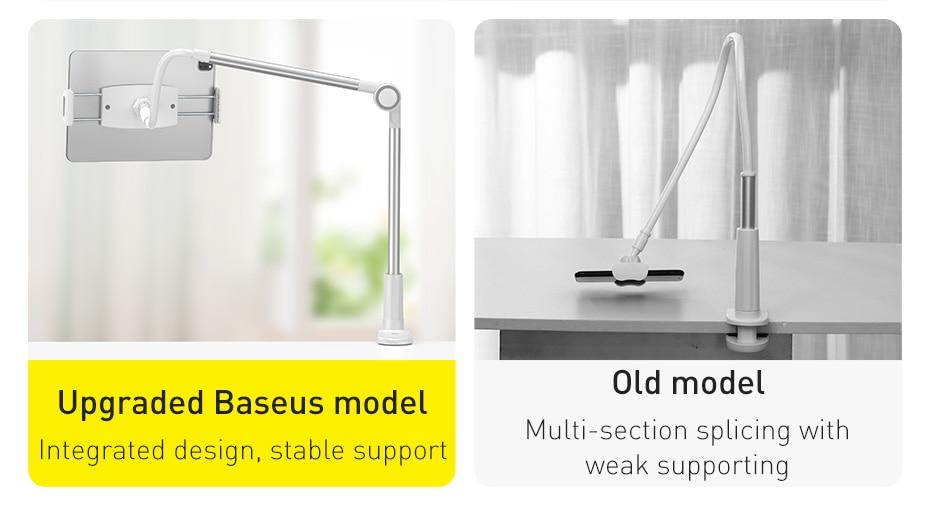 Baseus Rotary Adjustment Lazy Holder 6