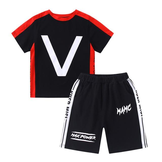 Boys' Summer Clothing-Short Sets