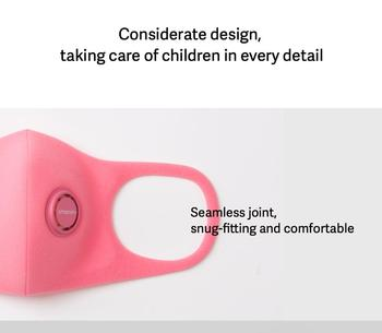 Covid 19 Anti Pollution Anti Fog Kid Mask filter pm2.5 Respirator Washable Reusable mask