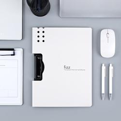 Nowy Xiaomi Fizz poziome A4 Folder matowy tekstury przenośny Pad przenośny długopis taca zagęścić teczki szkolne materiały biurowe 3