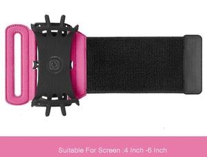 Image 5 - تشغيل الرياضة قضية الهاتف على اليد شارة لسامسونج S10 S9 S8 آيفون X Xs Xr XI 11 ماكس برو 6 7 8 حامل هاتف Brassard الذراع الفرقة