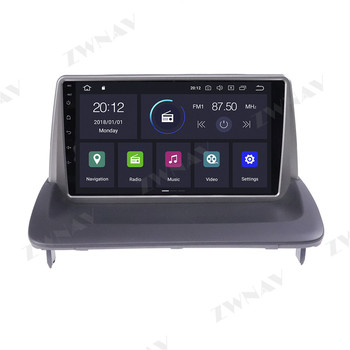 4G+64GB Android 10.0 Car Multimedia Player For VOLVO C30 S40 C70 2006-2012 GPS Navi Radio navi stereo IPS Touch screen head unit image