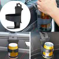 Auto Fles Bekerhouder Opknoping Water Bekerhouder Rugleuning Cup Telefoon Stand voor Auto Window Deur Mount Auto styling
