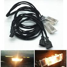 Arnés de Cable de luz para interior de coche, lámpara de pie para Passat B6 Golf 6 MK6 MK7 Jetta MK5 MK6 Tiguan 7L0 947 415 5ND947415