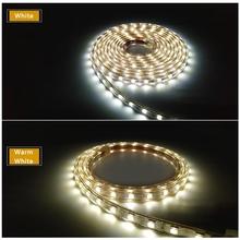 SMD 5050 AC 220 V taśma LED zewnętrzna wodoodporna 220 V 5050 220 V taśma LED 220 V SMD 5050 taśma LED 1M 2M 5M 10M 20M 25M 220 V tanie tanio KcoiiFun CN (pochodzenie) Salon 50000 Zawsze na Taśmy 3 84 w m Epistar Warm White (2700-3500K) White(6000k-6500K) Smd5050