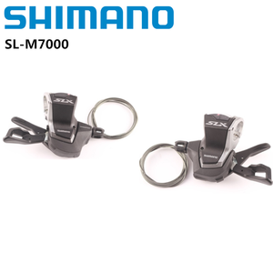 Image 1 - Shimano Deore SLX SL M7000 Deore M5100 Shift MTB Bicycle Bike Part 3x11 2x11 Speed Right Shifter Left Shift Lever w/Inner Cable