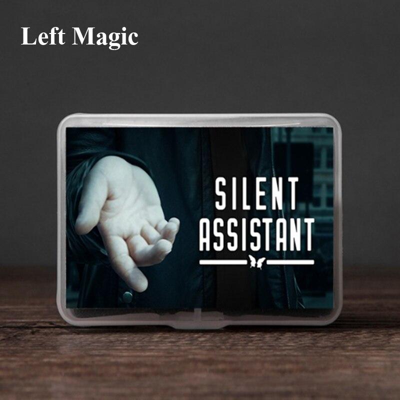 Grande tamanho silencioso assistente pk anel função magia mágico estágio perto de ilusões truques de magia truques truques aderente mentalismo
