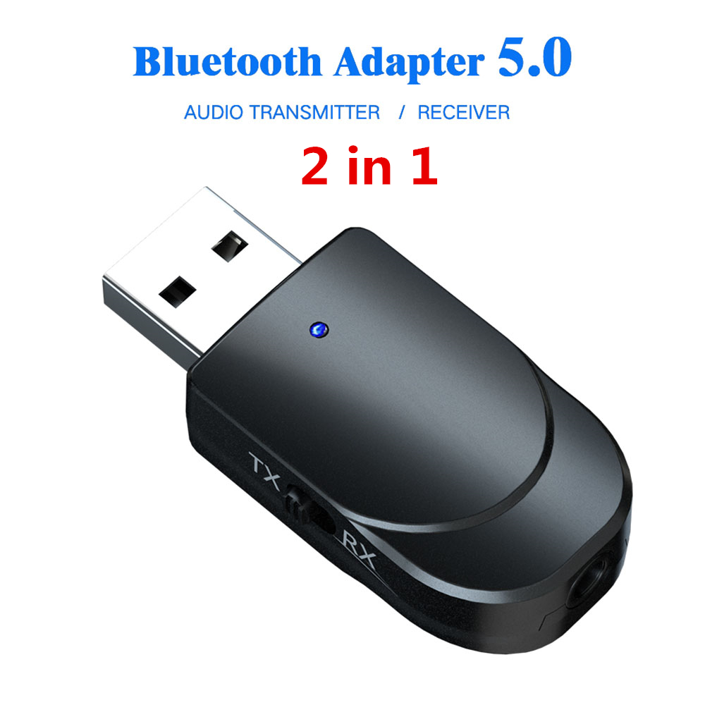 Image 3 - KEBIDU 3 IN 1 Bluetooth Transmitter Receiver Wireless Bluetooth 5.0 Adapter Mini 3.5mm AUX Stereo For Car Music For TV Newest-in Wireless Adapter from Consumer Electronics