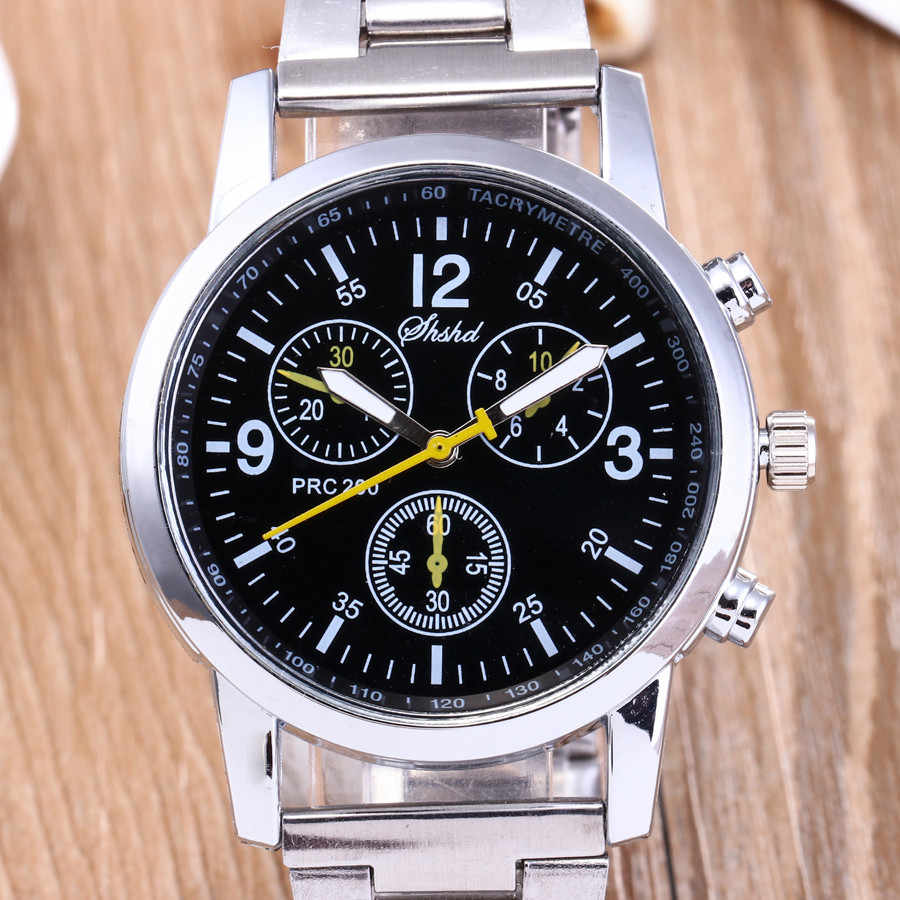 Horloge Manผู้ชายนาฬิกาควอตซ์Analogนาฬิกาข้อมือ 2019 Montres Hommeแบรนด์หรูMensกีฬานาฬิกาHorloge Heren 03 *