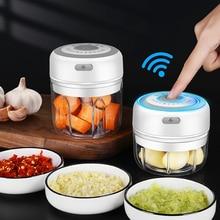 Vegetable Chopper Crusher Meat-Grinder Food-Processor Electric Kitchen Mini