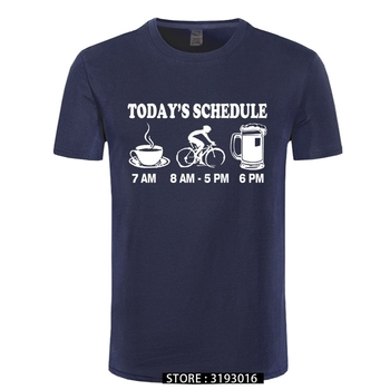 Nowe męskie koszulki śmieszne koszulki rowerowe koszulki rowerowe harmonogram koszulki 100 bawełniane nowe koszulki tanie i dobre opinie CINESSD SHORT CN (pochodzenie) Z okrągłym kołnierzykiem tops Z KRÓTKIM RĘKAWEM Czesankowe COTTON Na co dzień Drukuj