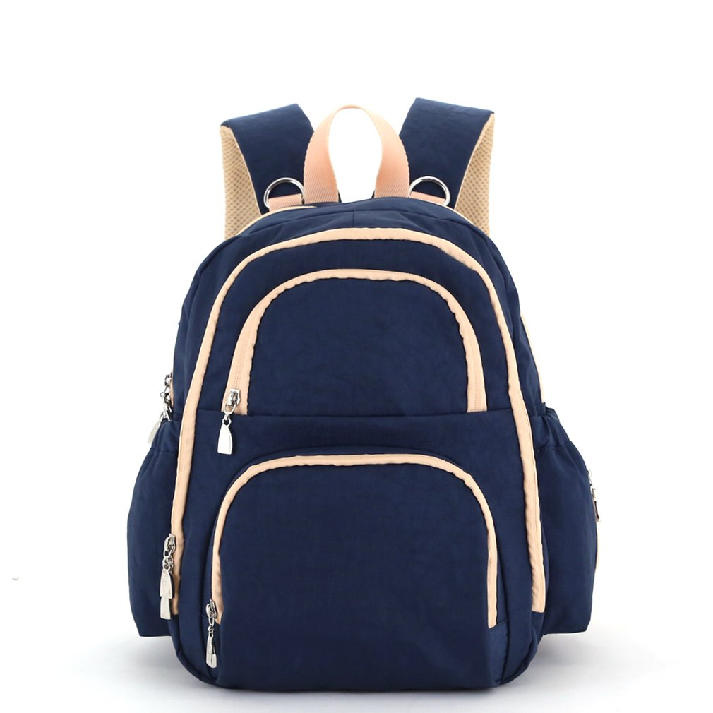 New Fashion Mummy Maternity Nappy Bag Backpack Large Capacity Mom Multifunction Outdoor Travel Baby Diaper Bags For Baby Care