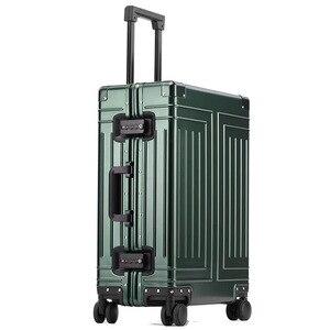 Image 2 - TRAVEL TALE valise de voyage rigide en aluminium 1809 valise de voyage, valise à bagages rigide, 20/24/26/29 pouces, nouvelle collection