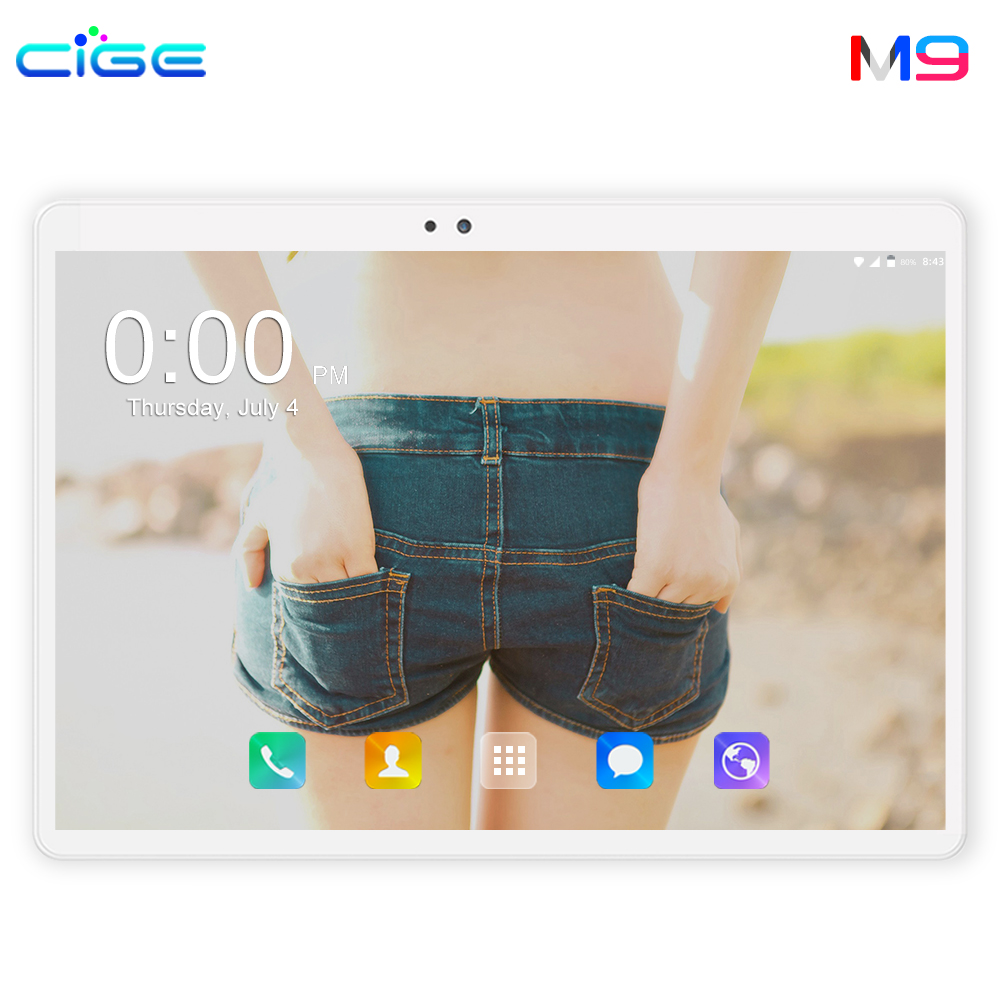 New Original Design 10.1 Inch Tablet Pc Android 8.0 Octa Core 6GB+64GB 4G Phone Call Dual SIM Card CE Brand WiFi 10 Tablets