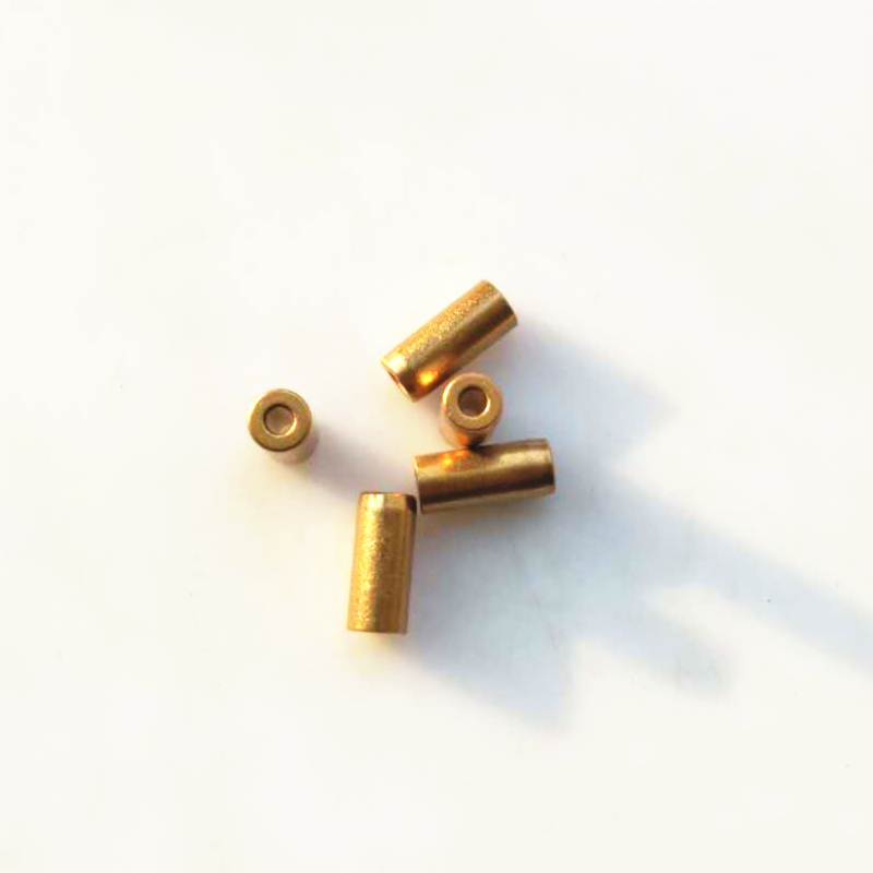 AZGIANT 10 sztuk sferyczne porowate łożyska żelaza miedziany rękaw baza proszek Metallurgic tuleja olejowa spiekany kształt kuli akcesoria